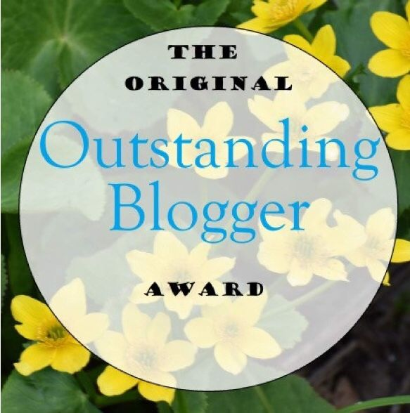 'the original outstanding blogger award!,