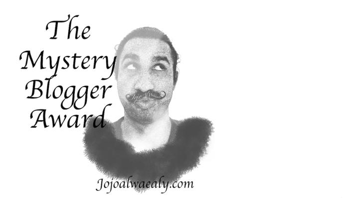 'The mystery BloggerAward,